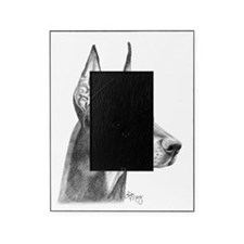 Doberman 001 Picture Frame