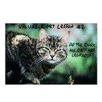 Valuable Pet Lesson #2 Postcards (Package of 8)