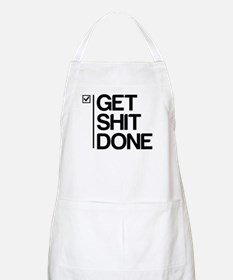 Get Shit Done Apron