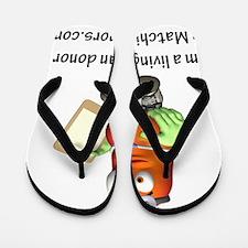 Kidney - Donor, patient Flip Flops