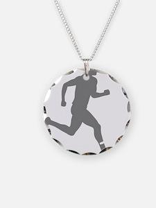 131runner10inBLK Necklace