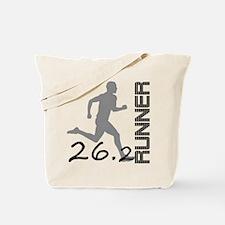 262runner6in Tote Bag