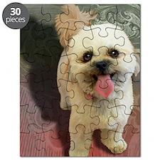 Lilly-TriPodDogDesign Puzzle
