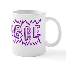 whoo 2 Small Mug