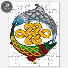 Celtic-Fish Puzzle