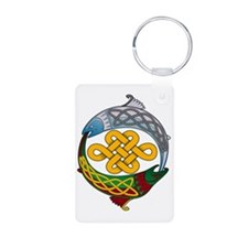 Celtic-Fish Keychains