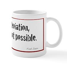 Frank Zappa Small Mug