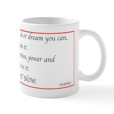 GOETHE Small Mug