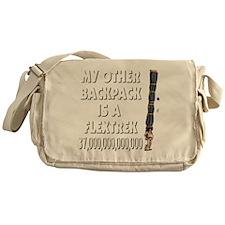 my-other_backpack Messenger Bag