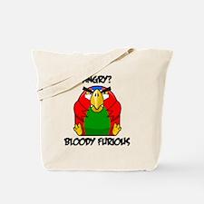 parrot10x10_apparel2 Tote Bag