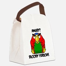 parrot10x10_apparel2 Canvas Lunch Bag