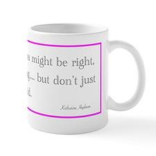 Katharine hepburn Mug