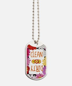 Spring Dog Tags