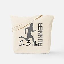 131runner10in Tote Bag
