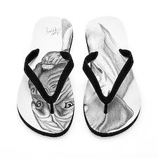 Mastiff 001 Flip Flops