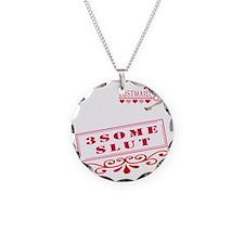 3SOME--SLUT Necklace