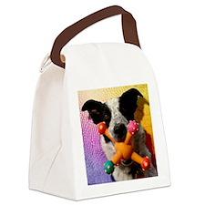 Gilligan-TriPodDogDesign Canvas Lunch Bag