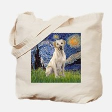 StarryNight (T) - YellowLab7 Tote Bag