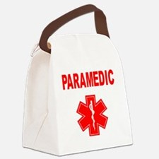 Paramedic Canvas Lunch Bag