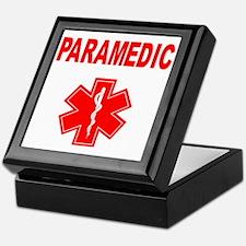 Paramedic Keepsake Box
