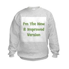 New & Improved Version - Gree Sweatshirt