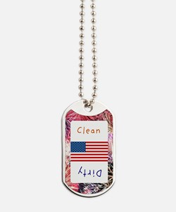 fourth of july Dog Tags
