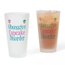 obsessivecupcakewh Drinking Glass