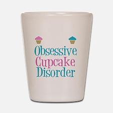 obsessivecupcakewh Shot Glass