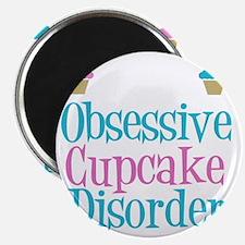 obsessivecupcakewh Magnet