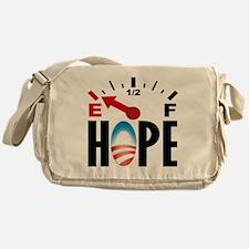 cp_hope_shirt_lt Messenger Bag