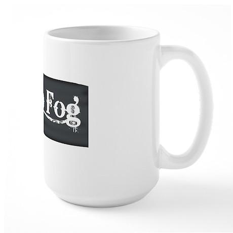 Fibro fog Large Mug