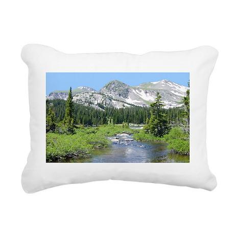 Colorado Splendor Rectangular Canvas Pillow