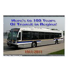 Regina627a_300dpi Postcards (Package of 8)
