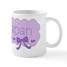 lace_purple Mug