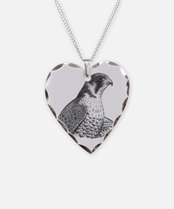 Perigrin falcon Necklace