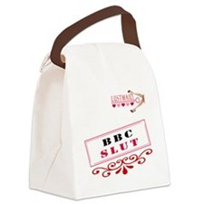 BBC--SLUT Canvas Lunch Bag