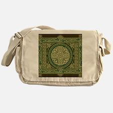 Celtic Blanket Messenger Bag