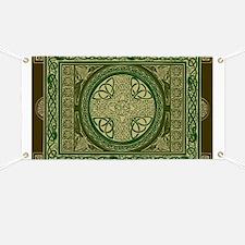 Celtic Blanket Banner