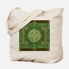 Celtic Blanket Tote Bag