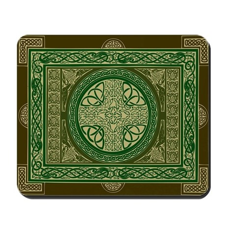 Celtic Blanket Mousepad