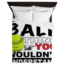 ball Queen Duvet