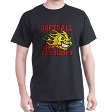 softball sisses T-Shirt