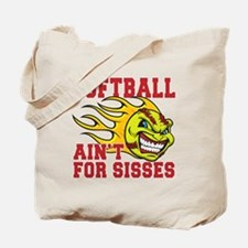 softball sisses(blk) Tote Bag
