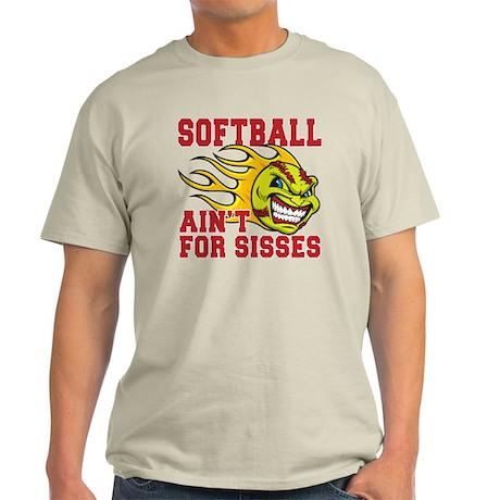 softball sisses(blk) Light T-Shirt