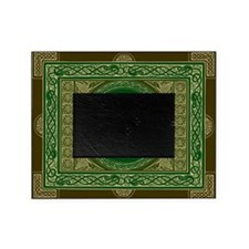 Celtic Blanket Picture Frame