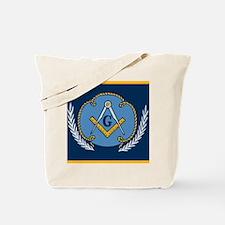 Masonic Blanket Tote Bag