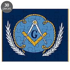 Masonic Blanket Puzzle