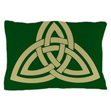 Celtic Blanket Pillow Case