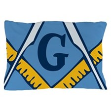 Masonic Blanket Pillow Case