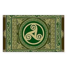 Celtic Blanket Decal